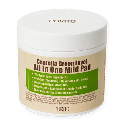 Purito Centella Green Level All in One Pad (70pad / 130ml)