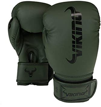 Viking Taboo Boxing Gloves Black