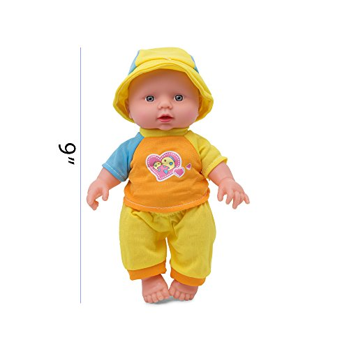 Kidsthrill Toddler 9 Inch Baby Doll product image