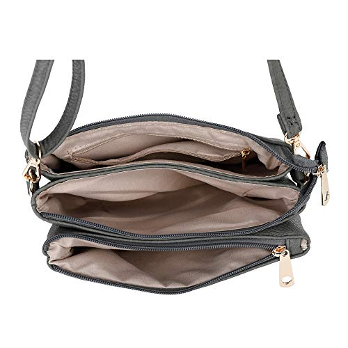 Sacs femme London Craze Marron bandoulière zCqS6xxw5X