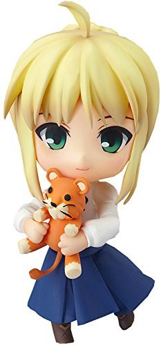 Good Smile Fate/Stay Night: Saber Nendoroid Action Figure Complete File Edition