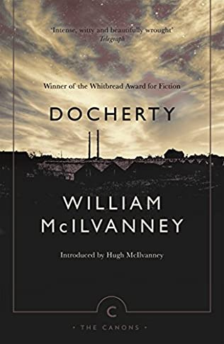 book cover of Docherty