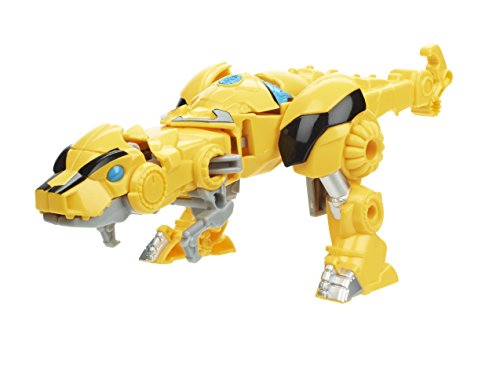 Playskool Heroes Transformers Rescue Bots Roar and Rescue Bumblebee Figure]()