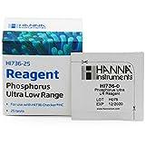 Hanna Instruments HI 736-25 Phosphorus Reagents (Pack of 25)