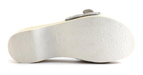 Zoccolo MOOD M120 Recco Glitter Oro Taglia 39 - Colore ORO