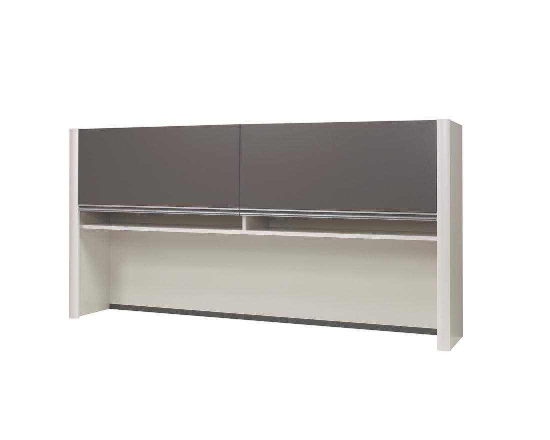 Hutch for credenza Desk by Bestar (Image #1)