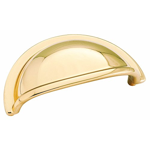 - Amerock Advantage Polished Brass 3