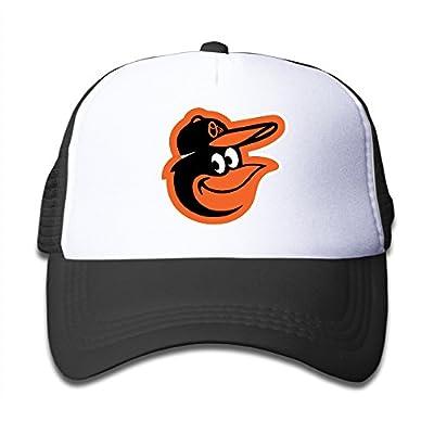 TEEMO Kids Veteran Baltimore Bird Baseball Team Club Snapback Hats Baseball Caps