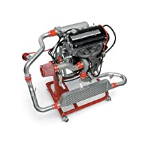 Edelbrock 1509 Open Track Turbo Kit , Performance Parts and Accessories, Underhood