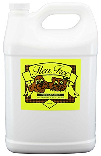Natural Pet Products Flea Free Food Supplement (128oz) by Natural Pet Products