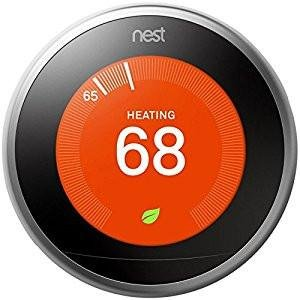 Nest T3008US Learning 3rd Generation Thermostat (Professional...