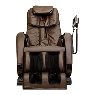 Infinity IT-8100 BROWN Zero G Full Body Massage Chair Recliner w/ Warranty
