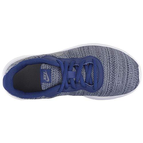 Royal 405 Tanjun Scarpe Deep Bambino Running GS NIKE White Grey Multicolore Cool Blue 07waqnd