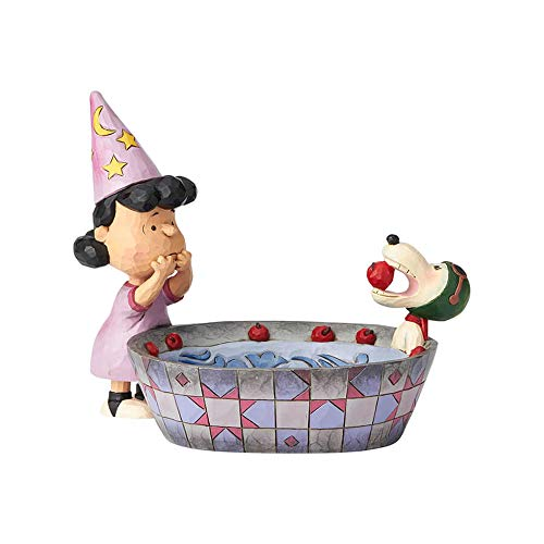 Department56 Enesco Jim Shore Peanuts Halloween Candy Dish