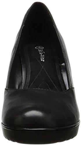 Black Women's Platform Vita Bella Leather Leather Zari aCxfBnqgw