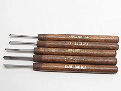 3mm Ramelson USA Micro Woodcarving Tools Handcrafted ...