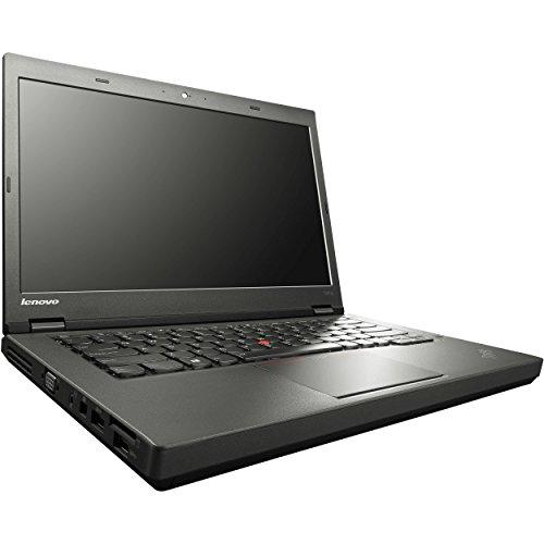Lenovo ThinkPad T440P 14″ Laptop Computer Intel i5-4300M up to 3.3GHz 8GB RAM 128GB SSD Windows 10 Professional (Renewed)