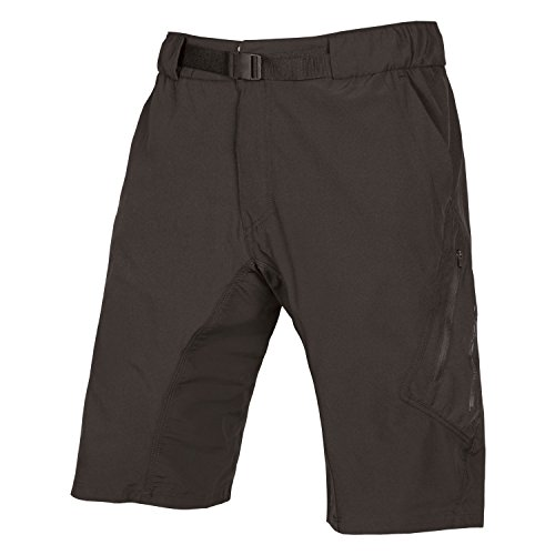 (Endura Hummvee Lite Baggy Cycling Short II Black, X-Large )