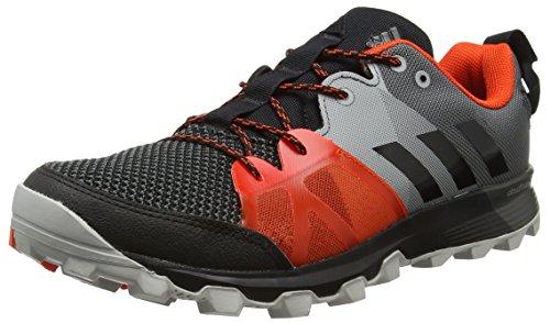 Adidas Uomini Kanadia Scarpe Da 8.1 Tr Corsa Nera (nucleo Nero / Interno Nero / Energia)
