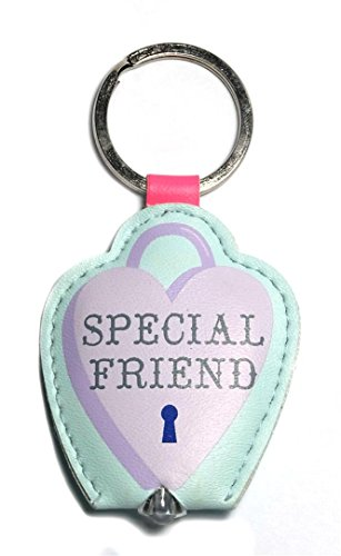 Special Friend - Keylight - Keyring with Built-in LED Torch - Gift Idea