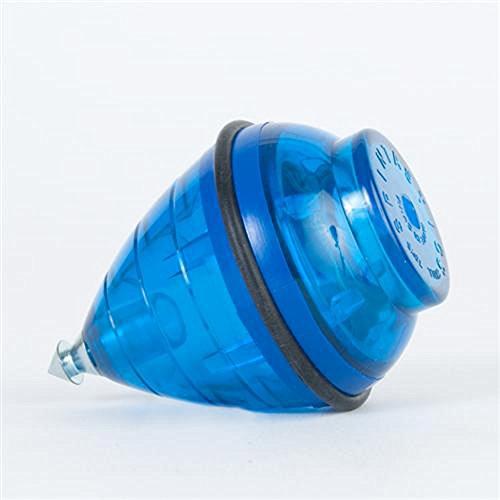Spintastics Gladiator Spin Top (Blue) by Spintastics