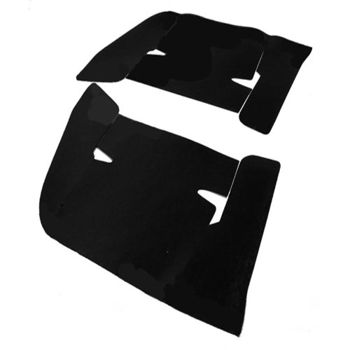 Pair Metro Moulded Parts SI 2004-205 Inner Splash Flap