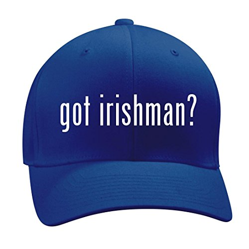 got irishman? - A Nice Men's Adult Baseball Hat Cap, Blue, Large/X-Large