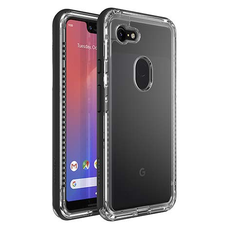 los angeles 761a8 1a0aa Life-Proof Next CASE for Google Pixel 3 XL - Black Crystal