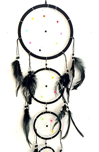 dream-catcher-traditional-long-black-dream-catcher-with-feathers-and-colorful-beads-large-size-33-lo