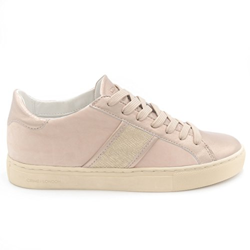 Crime London - Zapatillas para mujer Rosa (old rose) 39