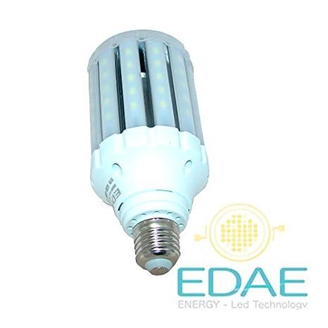 Bombilla LED 30W 5500K casquillo E27 gran luminosidad, Fabricante Español: Amazon.es: Iluminación