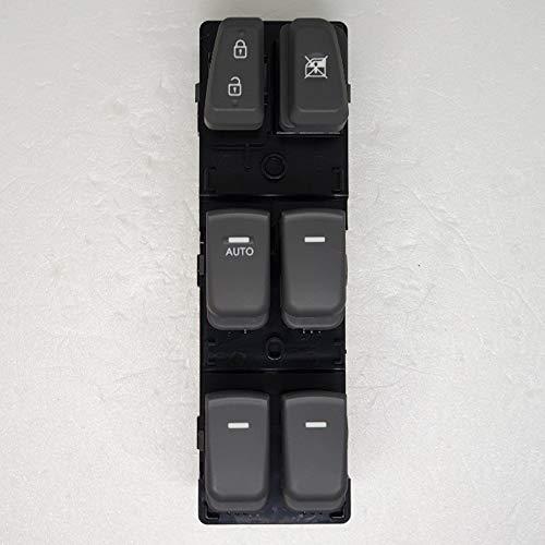 Genuine Hyundai 93570-3S000-RAS Power Window Main Switch Assembly