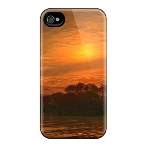 ChrisHuisman Iphone 6 Well-designed Hard Cases Covers Magic River Sunset Protector