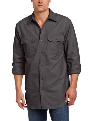 Upc 035481840951 carhartt men 39 s chamois shirt long for Carhartt men s chamois long sleeve shirt