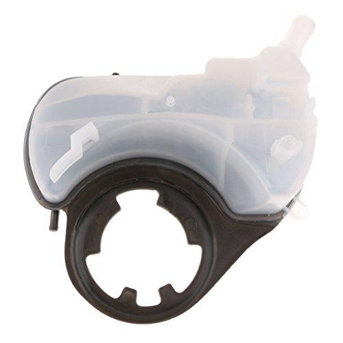 Baoblaze Car Engine Coolant Radiator Recovery Expansion Tank Bottle For Jaguar X Type by Baoblaze