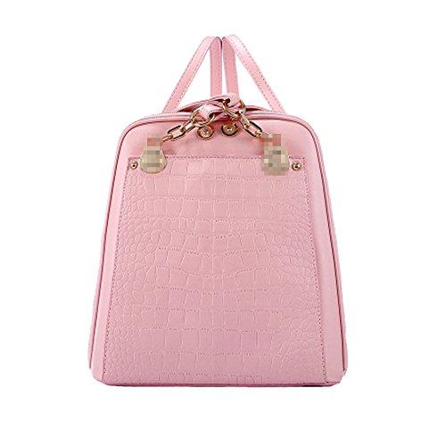 Dos Dos à Femmes Sac Mode Sac à à Sac à La Multifonctionnel Sac Dos Dos Dos à pink De Des Sac IqxqBSf0z