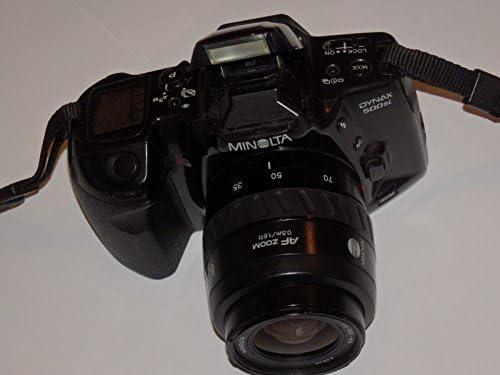 Minolta Dynax 500si – Negro – Cámara réflex analógica con objetivo ...