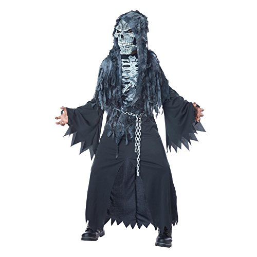 [Totally Ghoul Evil Unchained Costume, Boys Size X-Large] (Cool Ghoul Costumes)
