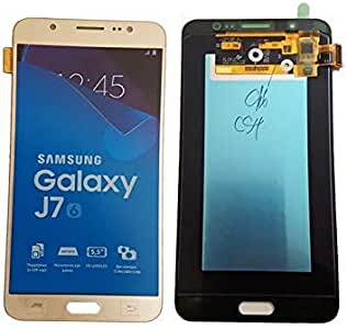 Samsung GH97-18931A Display Oro rosa recambio del teléfono móvil ...