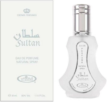 Sultan - Al-Rehab Eau De Natural Perfume Spray- 35 ml (1.15 fl. oz)