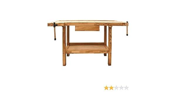 DJM - Mesa taller de madera, mesa de taller, carpintero, calidad ...