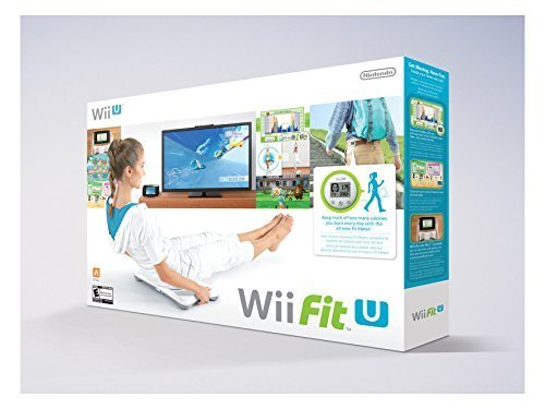 (Wii Fit U + Fit Meter + Wii Balance Board *NEW)