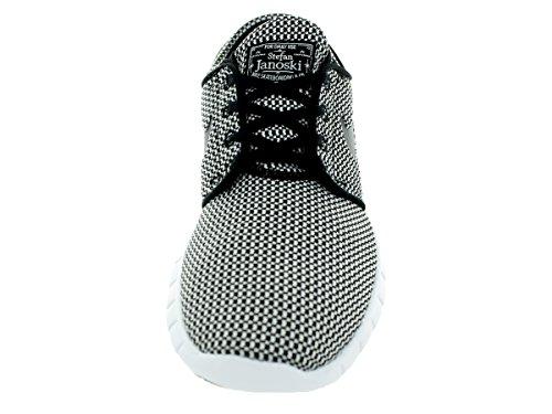 Null black Max da black Scarpe Uomo white noir Janoski Null Stefan Skateboard Nike wIZ6qcAfCq