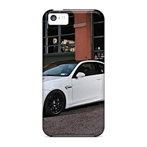 New Snap-on Abratory4965 Skin Cases Covers Compatible With Iphone 5c- Bmw M3 E92 White