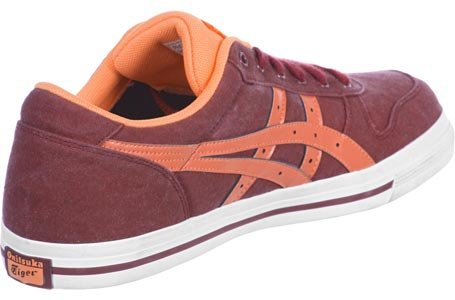 Red 2014 Tiger Rosso Aaron BURGUNDY Scarpe BRIGHT Tiger ORANGE Onitsuka qCnS4gwx