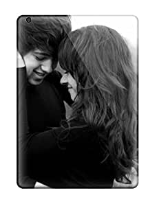 Fashion Protective Sweet Cute Love Couple Boy And Girl Case Cover For Ipad Air