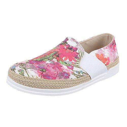 Ital-Design Women's Shoes Multicolor - Rosa Multi zFPl5N2S0a