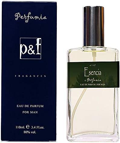 ESENCIA by p&f Perfumia, Eau de Parfum para hombre