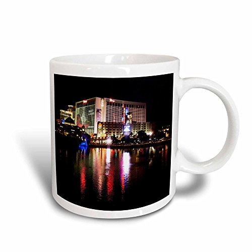 3dRose 156499_3 Flamingo Casino in Las Vegas Nevada Mug 11 oz