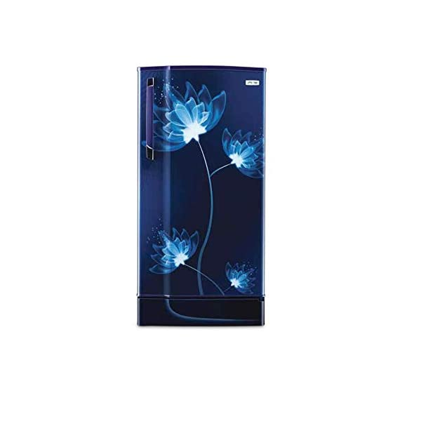Godrej 205C 33 TAI Glass Direct Cool 3 Star Inverter Refrigerator (Blue, 190 ltrs), Multicolour 2021 July Anti Fungal Gasket: the gasket is removable. You can take it out and wash it to prevent any fungal growth and odour formation 1-hour Icing Technology: It makes ice cubes within 60 minutes. Long condenser coils and PFU insulation keeps the cool air sealed inside and makes ice faster Refrigerator Capacity: 195 liters. It is suitable for a nuclear family with 2-3 heads